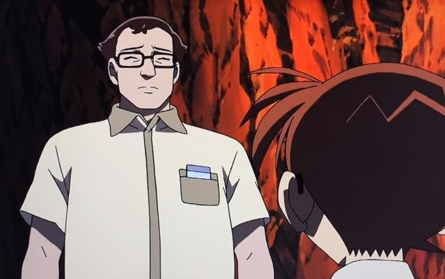 「名探偵コナン 紺碧の棺」犯人と宝の地図の謎や最後の結末!